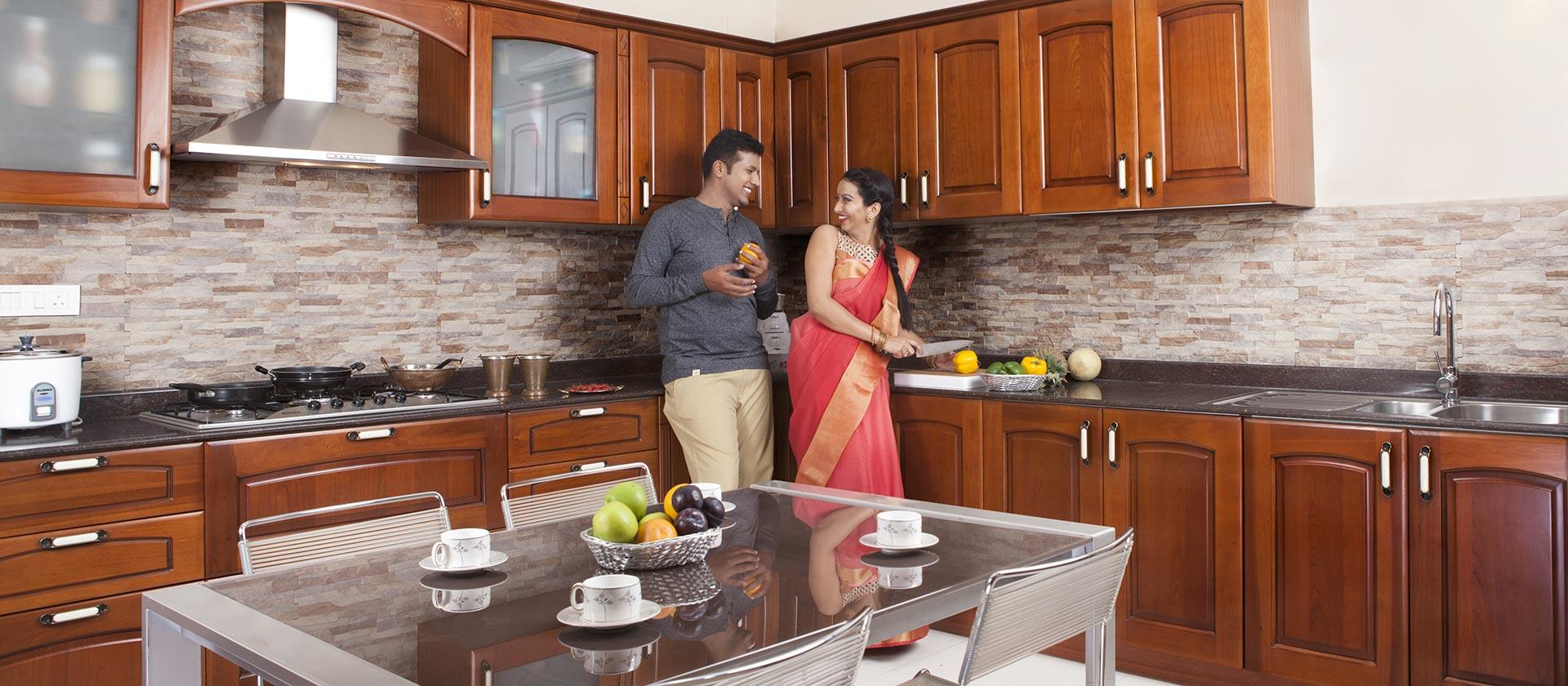 modular kitchen & wardrobe manufacturers in bangalore - ambadas